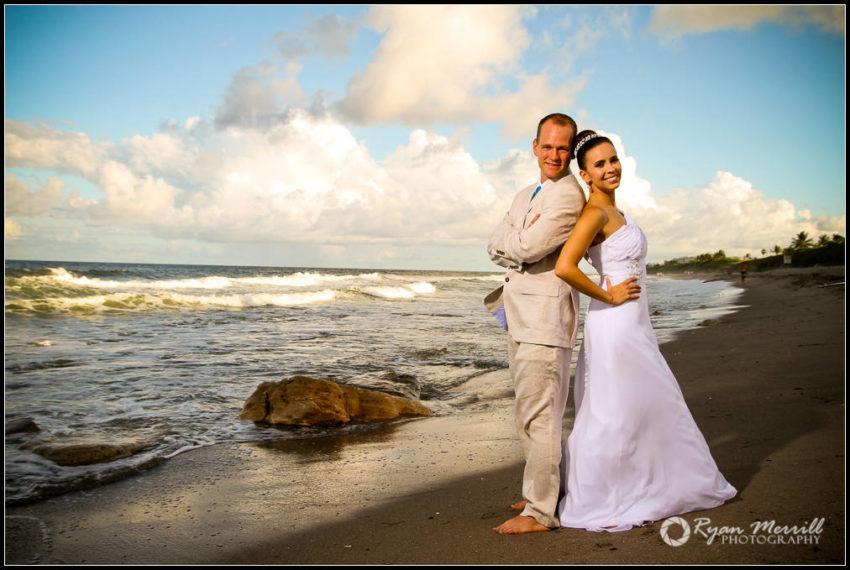 beach wedding formals