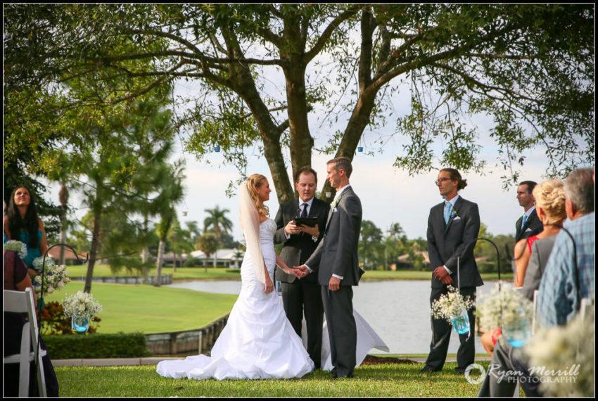 Eastpointe Country Club Wedding