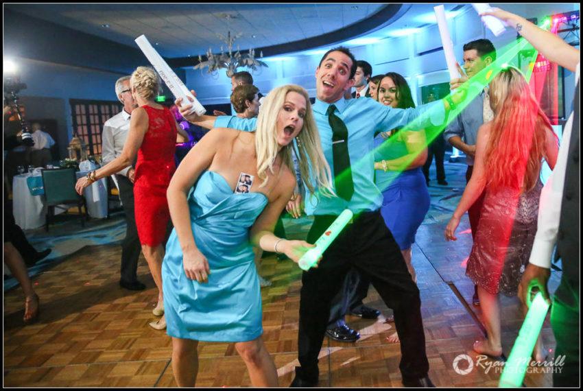 Wedding Reception Funny Dancing