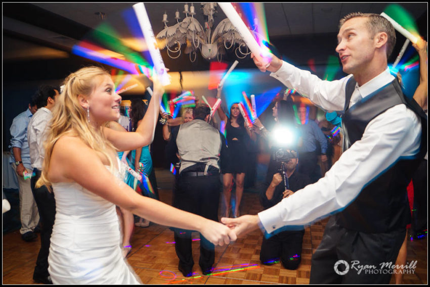 Reception Wedding Dancing