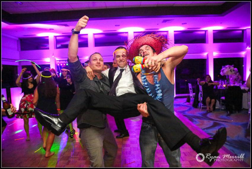 Reception Funny Wedding Dancing
