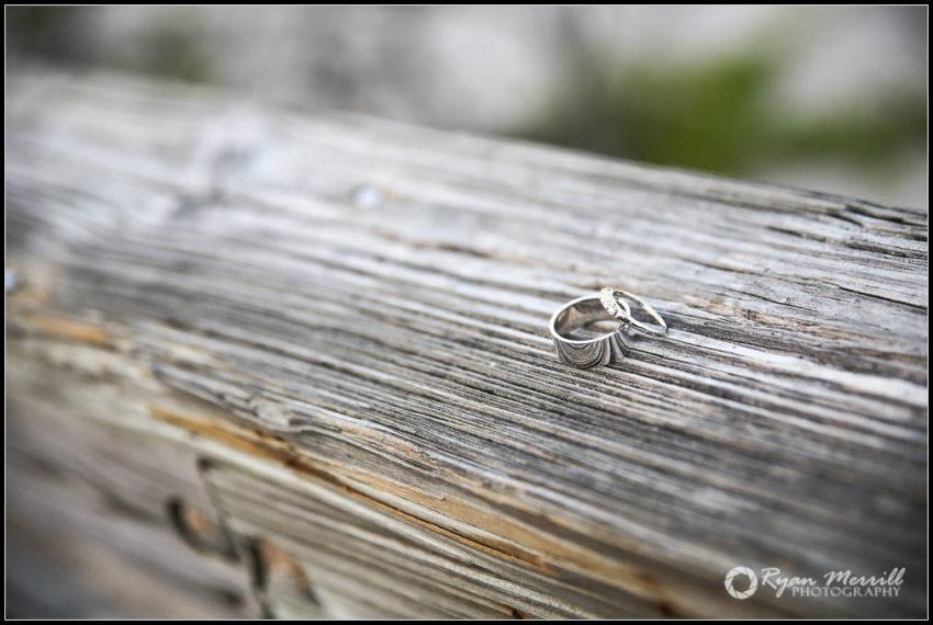 Wedding Rings Rustic Beach Wedding Jupiter Civic Center