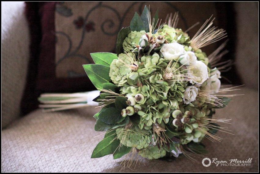 wedding details bouquet flowers