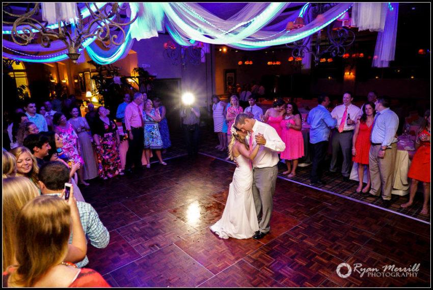 Wedding Last Dance Reception